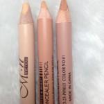 eyebrow - concealerดินสอเขียนคิ้วและคอนซิลเลอร์คัดเบ้าคิ้ว