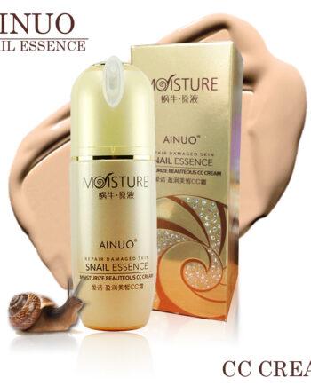 ซีซีหอยทาก Snail essence moisturize beauteous CC cream