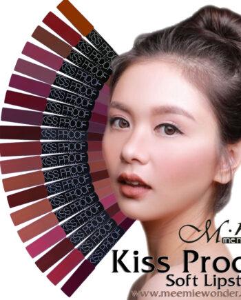 menow kiss proof